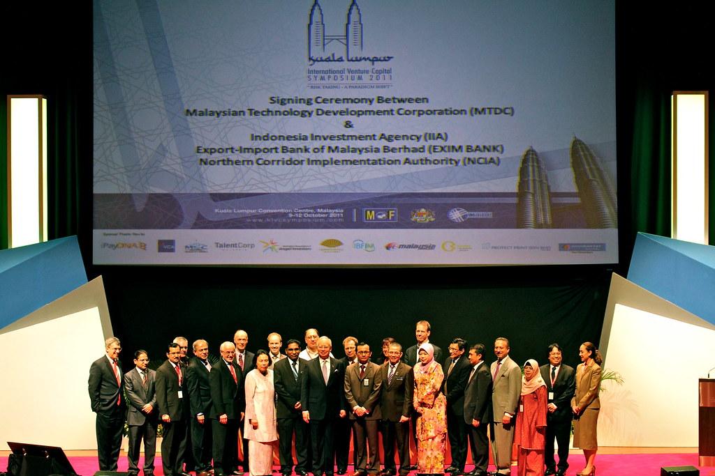 Kuala Lumpur International Venture Capital Symposium 2011