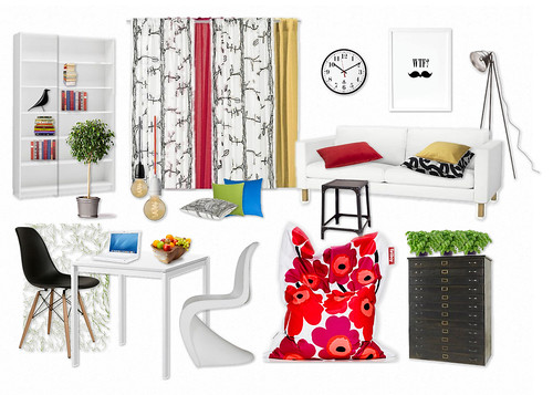 moodboard living room 1