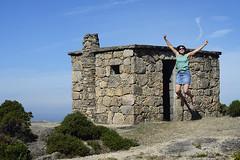 Somewhere in Gerês... - August, 2011 (RodaLarga) Tags: portugal jumping nikon gerês d7000