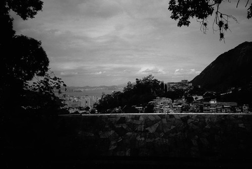 View from favelas by Sergii Denega