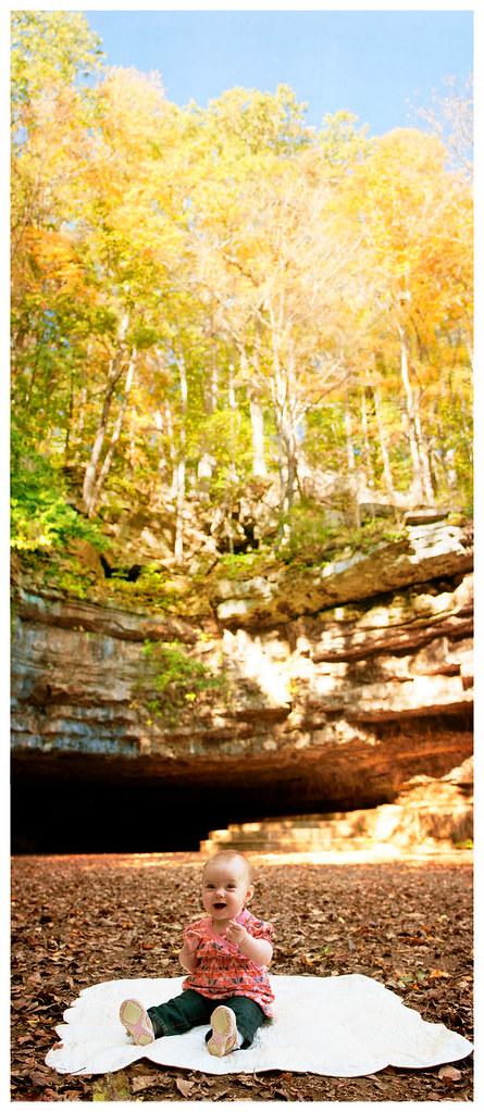fall at dunbar cave