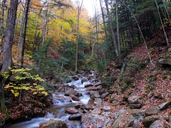 G12_4059 (stevefreitag) Tags: autumn fall water landscape waterfall whitemountains nh canonpowershotg12