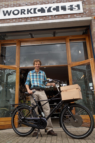 Electric Workcycles Fr8