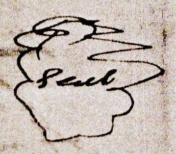 Samuel B Boyd's Official Seal