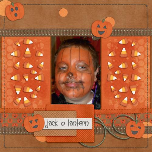 Jack O Lantern by Lukasmummy