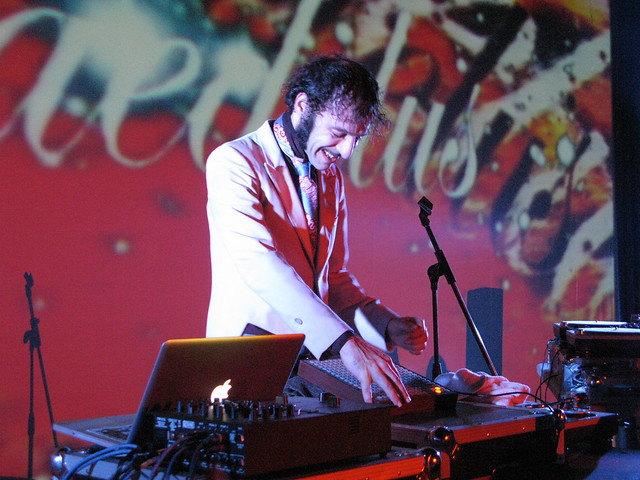 Daedelus all smiles
