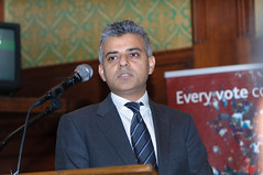 Speaking at the launch of Operation Black Vote's 'Parliamentary Shadowing Scheme'