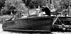 Wooden Boat (W.D. Vanlue) Tags: copenhagen denmark nyhavn canal tour
