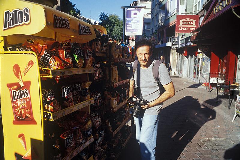 Artem Zhitenev in Istanbul / Артём Житенёв в Стамбуле (1)