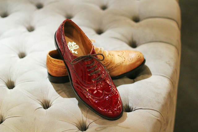 Duo brogues