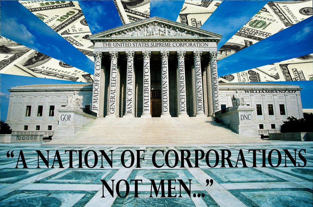 A NATION OF CORPORATIONS