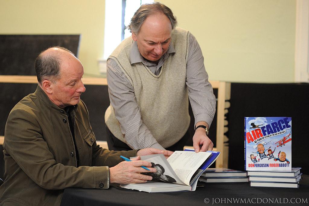 Don Ferguson & Dave Dollin