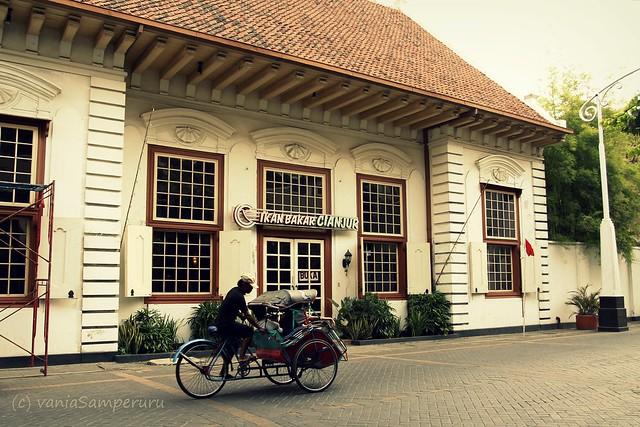 @ Kota Lama Semarang