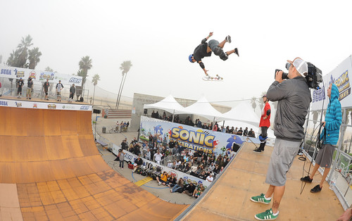 Lincoln Ueda - Sonic Generations of Skate
