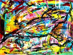 Titulo: Camalion del Desierto (Claudia Ramirez 83) Tags: mexico arte delta colores desierto pintura naturalez claudiaramirez