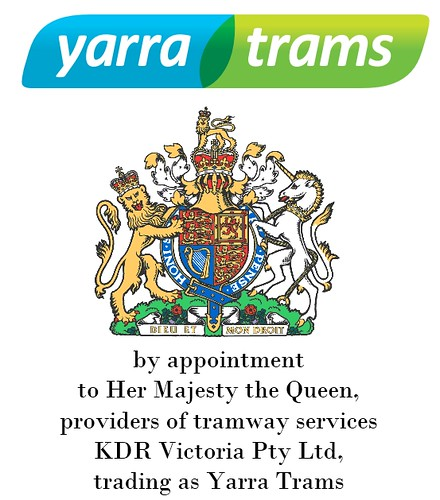 Could this be the new YarraTrams logo?