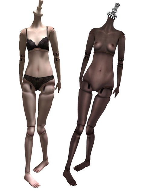 Doll Mesh by Coco