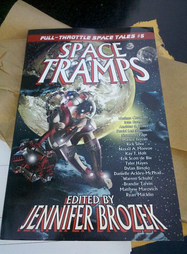 Space Tramps cover