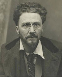 Ezra Pound glasses