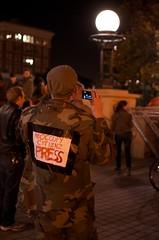 #OccupyCitizns Press (MikeMcGeePhoto) Tags: oakland peace rally protest demonstration oaklandpolice frankogawaplaza opd ows occupywallstreet occupyoakland occupyoaklandopd