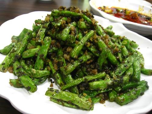 Gan Bian Si Ji Dou @ Chengdu Sichuan Restaurant