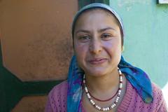 india smiles - a himachali woman (iamaiman (dhiman basak)) Tags: portrait woman india himachal trilokinath himachali