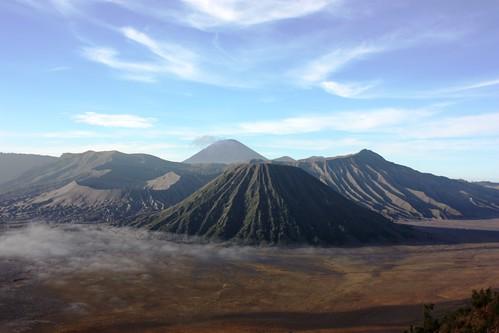 How to go to Ubud, Bali from Yogyakarta via Mt. Bromo