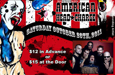 10-29-11 American Head Charge @ Burnsville, MN