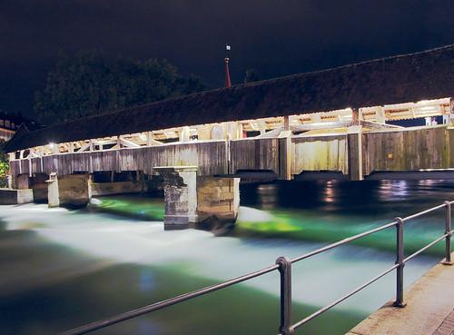 Kapellbrücke, Luzerne, Switzerland