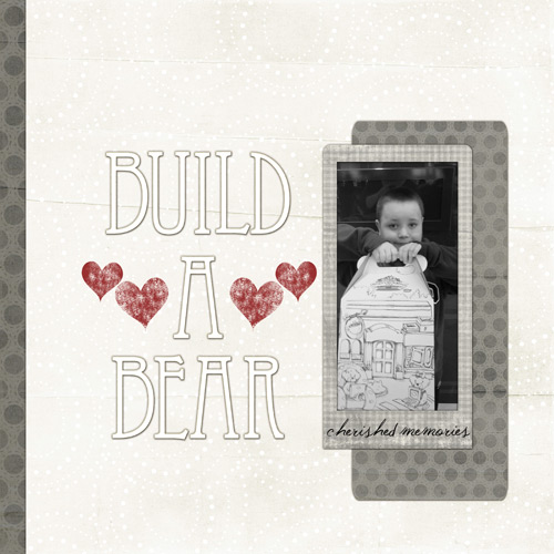 Build A Bear by Lukasmummy