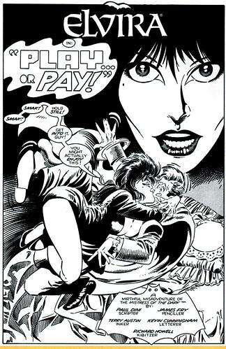 Elvira #1 Page 2