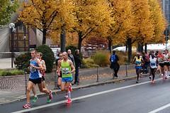 Kipsang ve Frankfurtu čtyři sekundy za světovým rekordem, dva Češi pod 2:20