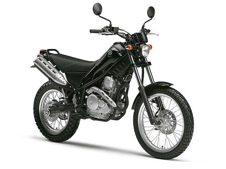 Tricker XG250 マットブラック2(ブラック)