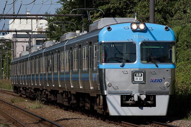 京王電鉄 井の頭線3000系 3028F 11運行