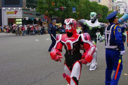 KAWASAKI HALLOWEEN 2011 Parade IMGP8569
