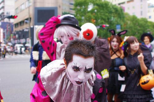 KAWASAKI HALLOWEEN 2011 Parade IMGP8510