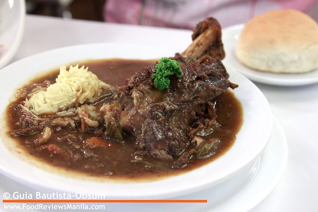 Secret Recipe Irish Lamb Shank