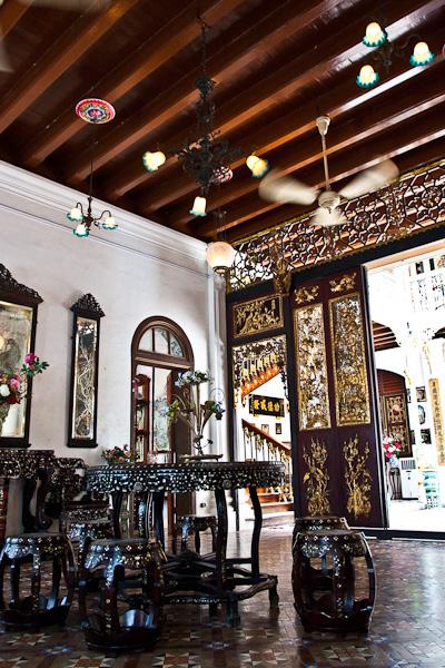 Pinang Peranakan Mansion (Hai Kee Chan), Penang