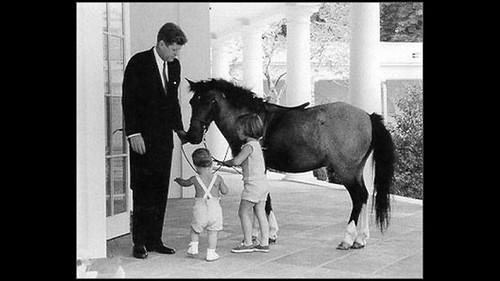 President John F. Kennedy (1961-63)