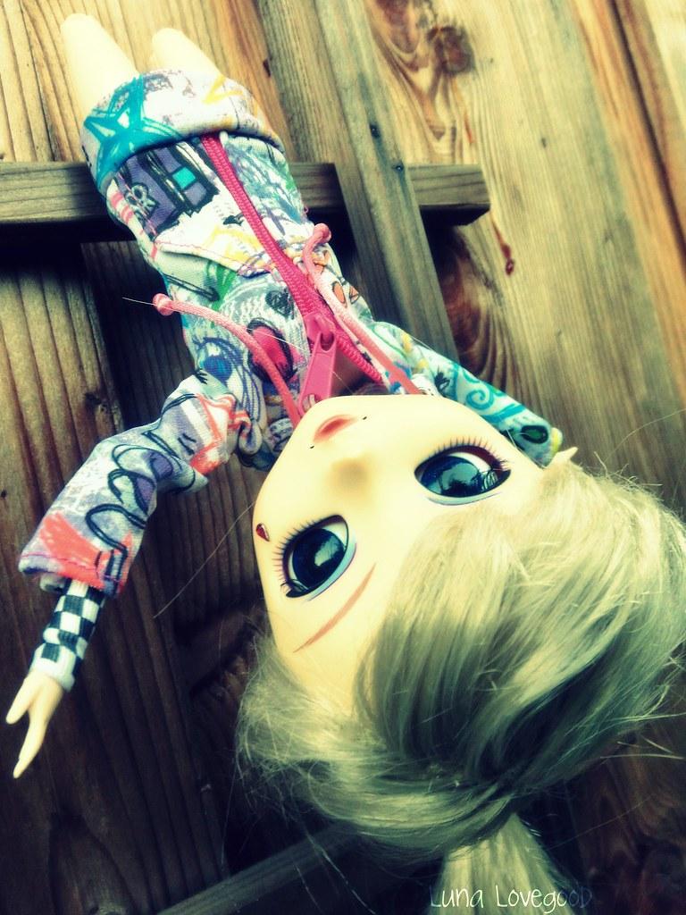 When in Doubt, Hang upside down