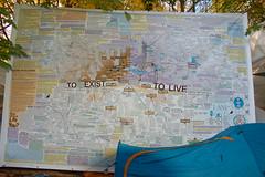 Occupons Montreal - mapa da existência (tiagovaz) Tags: canada d50 nikon quebec montreal 18105mm occuponsmontreal