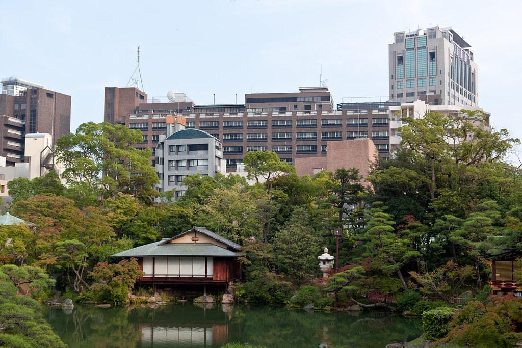 Sorakuen in Kobe
