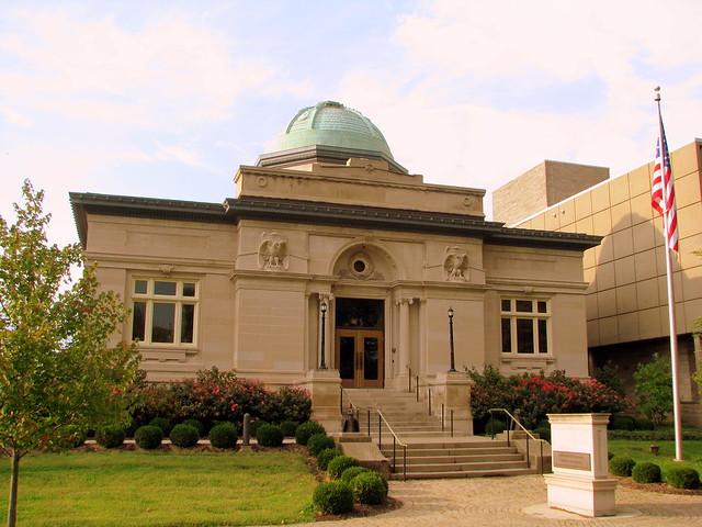 Carnegie Library - Jeffersonville, IN