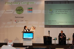 DSC_0166 (IAKS Cologne) Tags: ipc cologne award congress fsb ioc iaks