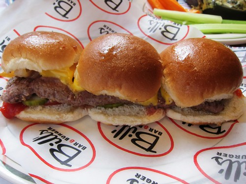Bills Bar and Burger Sliders