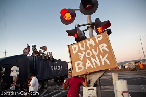 General Strike in Oakland, CA: Port of Oakland