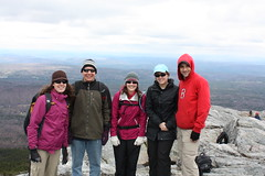 Group on Monadnock