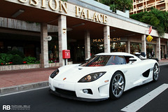 Koenigsegg CCX (Raphal Belly) Tags: white paris car de french photography eos hotel riviera photographie top casino montecarlo monaco belly exotic 7d passion hermitage blanche raphael marques rb fairmont spotting koenigsegg supercars raphal tmm principality ccx 2011 worldcars