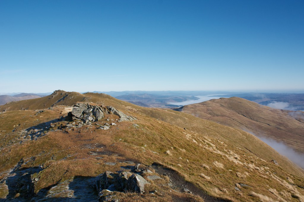 Summit of An Stuc
