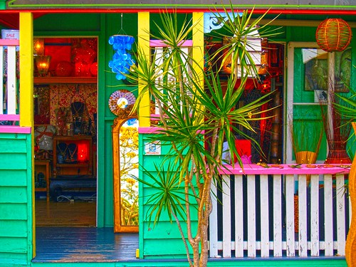 drive-by shop of many colours (Explored)
